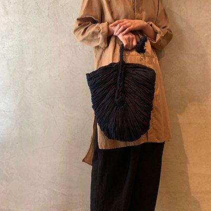 suzuki takayuki gather bag (スズキタカユキ ギャザーバッグ) Black