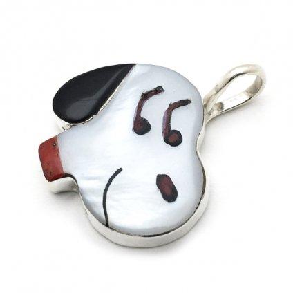 Paula Leekity Pendant top Snoopy(ポーラ リーキティ ペンダントトップ スヌーピー)