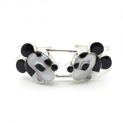 Paula Leekity Bangle Michey Mouse(ポーラ リーキティ バングル ミッキーマウス)