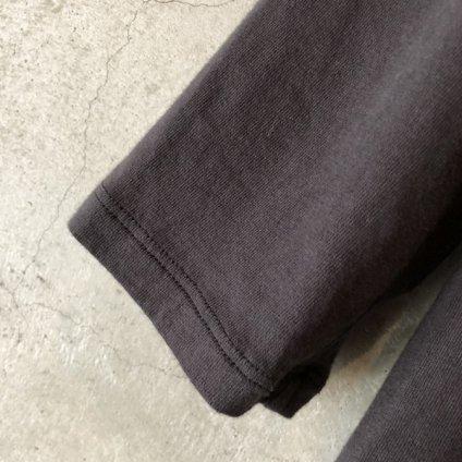 ikkuna/suzuki takayuki long-sleeve t-shirt(イクナスズキタカユキ ロングスリーブTシャツ)Charcoal Gray