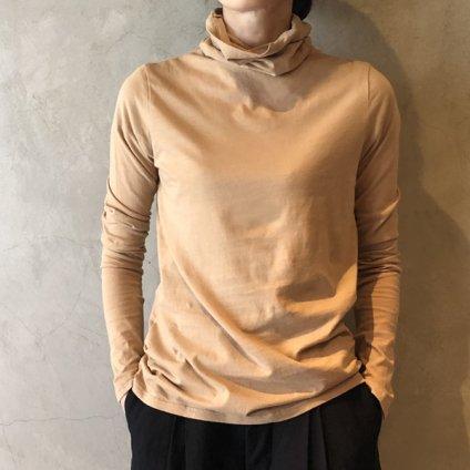 ikkuna/suzuki takayuki turtle-neck t-shirt(タートルネック Tシャツ)Hazel
