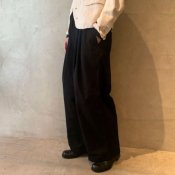 suzuki takayuki easy pants  (スズキタカユキ イージーパンツ) Black/Unisex