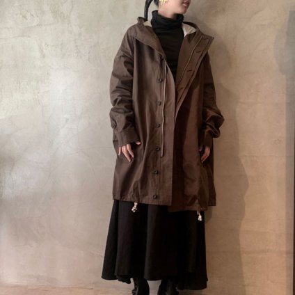 suzuki takayuki anorak(スズキタカユキ アノラック)Beige/Unisex
