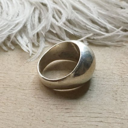 Vintage Mexican Silver Ring (メキシカン シルバーリング)