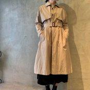 suzuki takayuki trench coat(スズキタカユキ トレンチコート)Beige