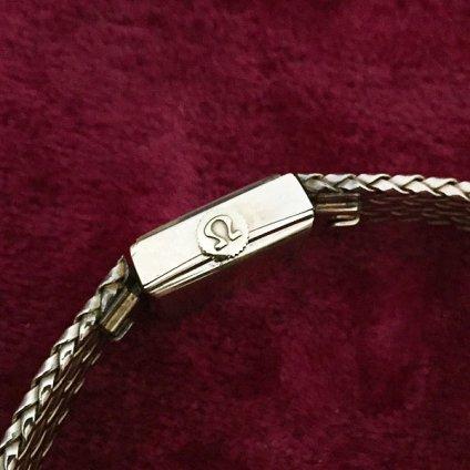 OMEGA(オメガ )金張 純正ブレスレット