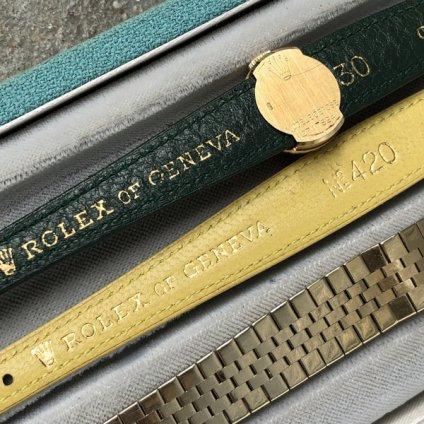 ROLEX  CHAMELEON PRECISION(ロレックス カメレオン プレシジョン)純正箱・尾錠・ベルト付
