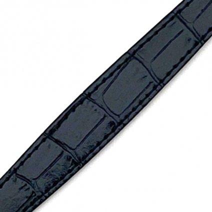 BAMBI(バンビ)別注 ROLEX CHAMELEON(ロレックス カメレオン)用ベルト Black