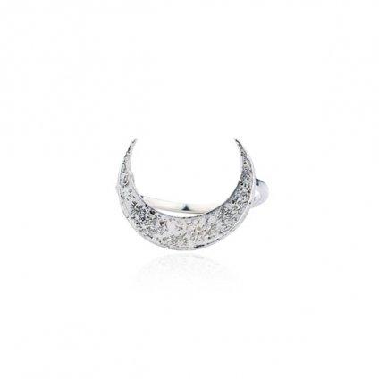 momocreatura Crescent Moon Ring Silver(モモクリアチュラ 三日月リング シルバー)