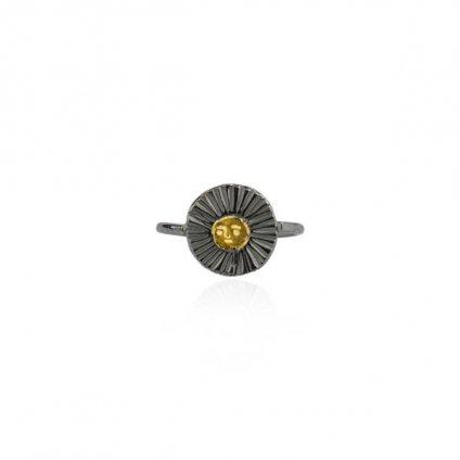 momocreatura Sun Disc Ring(モモクリアチュラ 太陽リング)