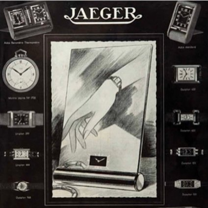 Jaeger Le Coultre  Driver's Watch (ジャガールクルト ドライバーズウォッチ)