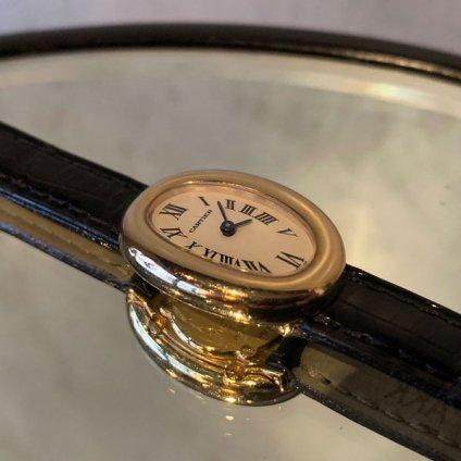 Cartier MINI BAIGNOIRE (カルティエ ベニュワール )18KYG 純正付属品付