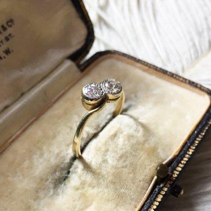 1897's Diamond Antique Ring (1897年 ダイヤモンド アンティークリング)