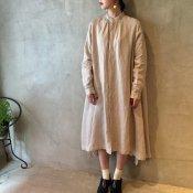 suzuki takayuki coat dress (スズキタカユキ コートドレス)Beige