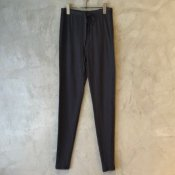 ikkuna/suzuki takayuki leggings(イクナ/スズキタカユキ レギンス)Charcoal gray