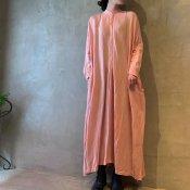 <img class='new_mark_img1' src='https://img.shop-pro.jp/img/new/icons13.gif' style='border:none;display:inline;margin:0px;padding:0px;width:auto;' />suzuki takayuki peasant dress(スズキタカユキ ペザントドレス)Pink