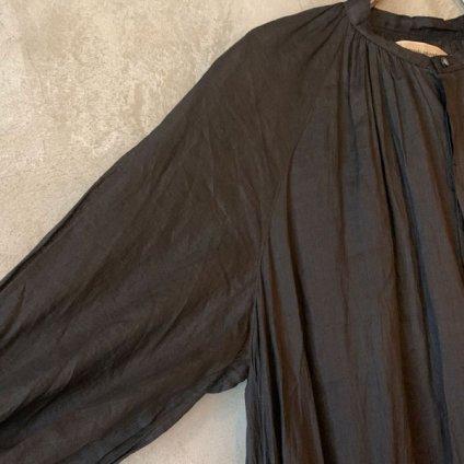 <img class='new_mark_img1' src='https://img.shop-pro.jp/img/new/icons13.gif' style='border:none;display:inline;margin:0px;padding:0px;width:auto;' />【予約販売】suzuki takayuki flared dress(スズキタカユキ フレアドレス)Black
