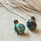 1920〜40's Turquoise Earring(1920〜40's ターコイズイヤリング)