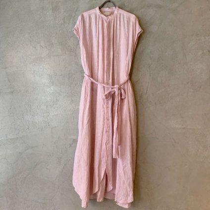<img class='new_mark_img1' src='https://img.shop-pro.jp/img/new/icons13.gif' style='border:none;display:inline;margin:0px;padding:0px;width:auto;' />suzuki takayuki sleeveless dress ii(スズキタカユキ スリーブレスドレス)Pink