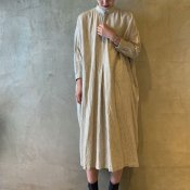 <img class='new_mark_img1' src='https://img.shop-pro.jp/img/new/icons13.gif' style='border:none;display:inline;margin:0px;padding:0px;width:auto;' />suzuki takayuki pesant dress ii(スズキタカユキ ペザントドレス ii)Nude Stripe