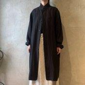 <img class='new_mark_img1' src='https://img.shop-pro.jp/img/new/icons13.gif' style='border:none;display:inline;margin:0px;padding:0px;width:auto;' />suzuki takayuki craftsman's coat(スズキタカユキ クラフツマンズ コート)Black/Unisex