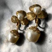 MIRIAM HASKELL Pansy Earring(ミリアムハスケル パンジーイヤリング)