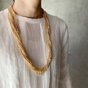 MIRIAM HASKELL Long Pearl Necklace(ミリアムハスケル ロングパールネックレス)6連