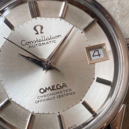 OMEGA Constellation(オメガ コンステレーション)クロノメーター 純正尾錠付