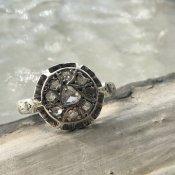 Victorian 15K Diamond Antique Ring(ヴィクトリアン 15K ダイヤモンド アンティークリング)