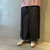 <img class='new_mark_img1' src='https://img.shop-pro.jp/img/new/icons13.gif' style='border:none;display:inline;margin:0px;padding:0px;width:auto;' />suzuki takayuki wrapped pants �(スズキタカユキ ラップドパンツ �)Black Stripe/Unisex