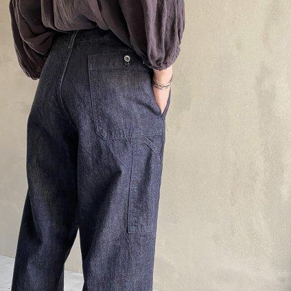 <img class='new_mark_img1' src='https://img.shop-pro.jp/img/new/icons13.gif' style='border:none;display:inline;margin:0px;padding:0px;width:auto;' />ikkuna/suzuki takayuki painter pants(イクナ/スズキタカユキ  ペインターパンツ)One Washed