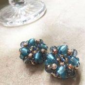1960's Bead Earrings(1960年代 ビーズ イヤリング)
