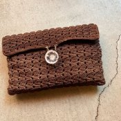 1940's Cord Clutch Bag(1940年代 コードクラッチバッグ)