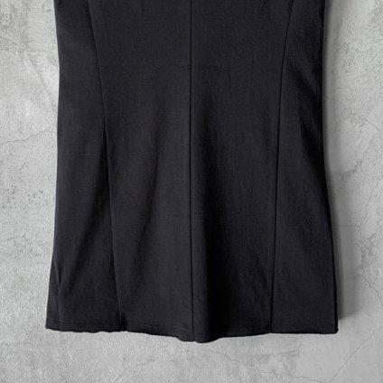 suzuki takayuki tank top �(スズキタカユキ タンクトップ �)Black