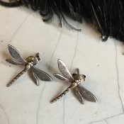 1970's Silver Vintage earrings (1970年代 シルバー ヴィンテージ イヤリング)