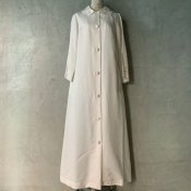 1950~60's Lace Collar/Cuff  Gown(1950〜60年代 レース襟/袖 ガウン)