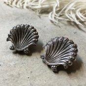 1930's Silver/Marcasite earrings(1930年代 シルバー/マーカサイト イヤリング)