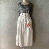 Vintage Printed Skirt(ヴィンテージ プリントスカート)