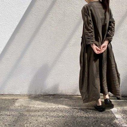 HALLELUJAH 004, Robe de Berger(ハレルヤ 羊飼いのリネンローブ) Khaki