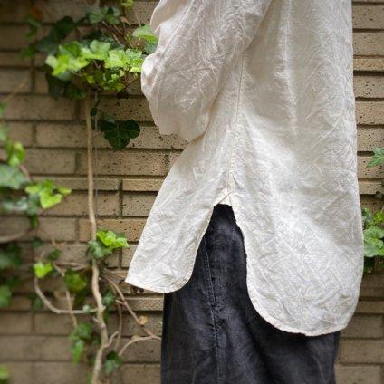 HALLELUJAH 3,Victorian Chemise(ハレルヤ ヴィクトリアシャツ) Off white