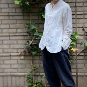 HALLELUJAH 3,Victorian Chemise(ハレルヤ ヴィクトリアシャツ) Off white
