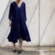 HALLELUJAH 102, Robe de femme de chambre(ハレルヤ 小間使いのローブ)Indigo