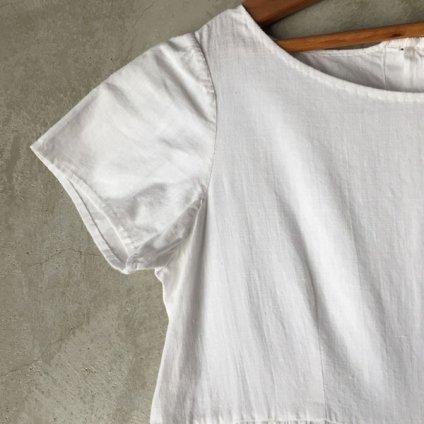 Vintage Cotton Long Children's Dress(ヴィンテージ コットンロング 子ども用ワンピース)