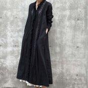 HALLELUJAH 4, Robe Victorian(ハレルヤ ヴィクトリア ローブ) Black