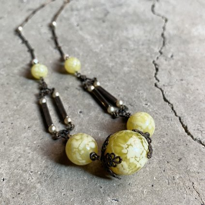 1920~30's Louis Rousselet Necklace(1920〜30年代 ルイ ロスレー ネックレス)