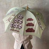 DiCesare Designs (ディチェザレデザイン) 雨傘 Rhythm Pumpkin CURIOSITIES 2020