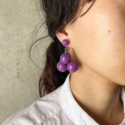1960's Plastic Earrings(1960年代  プラスチック イヤリング)