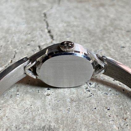 OMEGA (オメガ)14KWG カットガラス