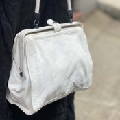 CHRISTIAN PEAU GM SHOULDER POUCH 03 S(クリスチャン ポー GM ショルダー ポーチ) MILK WHITE