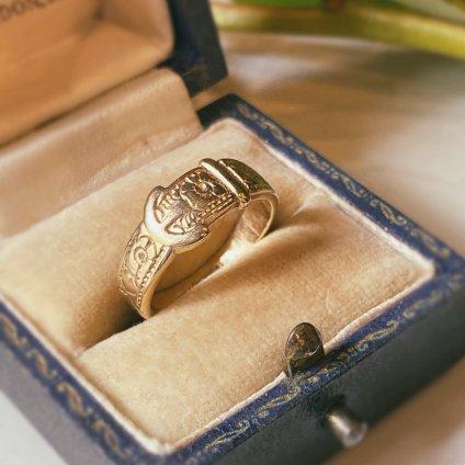 c.1992 9KYG Buckle Ring(1992年 9KYG バックル リング)